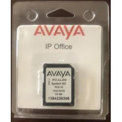 Avaya IPO IP500 V2 SYS SD...