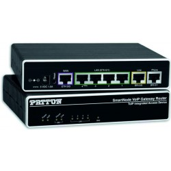 Router ISDN BRI Voip Patton Gateway SmartNode 4552
