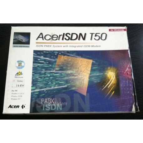 Acer ISDN T50 Drivers Update