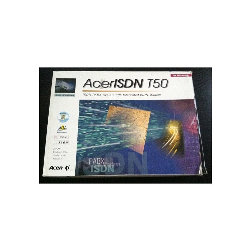 Acer ISDN T50 Drivers