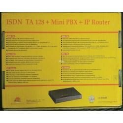 Centralita Telefónica Mod. Billion ISDN TA 128 RDSI