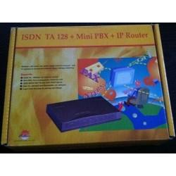 Router-Centralita Telefónica Mod. Billion ISDN TA 128 RDSI