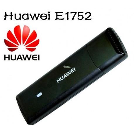 Modem USB 3G Huawei E1752 Libre para cualquier operador