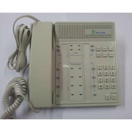 Telefono Netcom sin pantalla