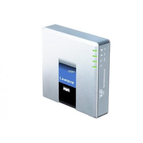 Gateway Voip SIP-Analogico Linksys SPA3102