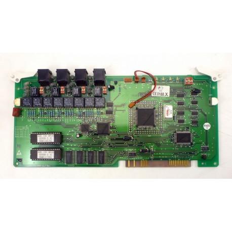 Tarjeta BRIB, 4 RDSI para LG FPII/GDK-100