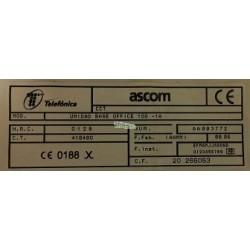 Base DECT Office 100 Aastra Ascom Neris 2/4/8/64