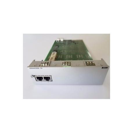Tarjeta RDSI BRA2 para centralitas Alcatel Omnipcx