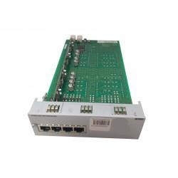 Tarjeta SLI4 para centralitas Alcatel Omnipcx