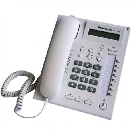 Teléfono Panasonic KX-T7668SP